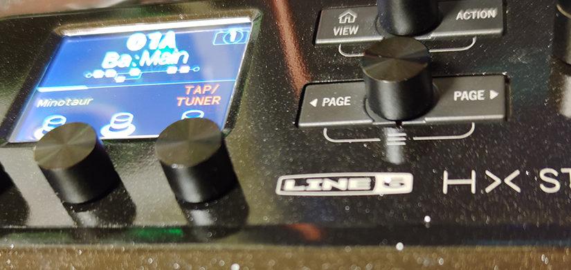 MeloAudio MIDI COMMANDERが「HX STOMPに対応した」とのことだったので